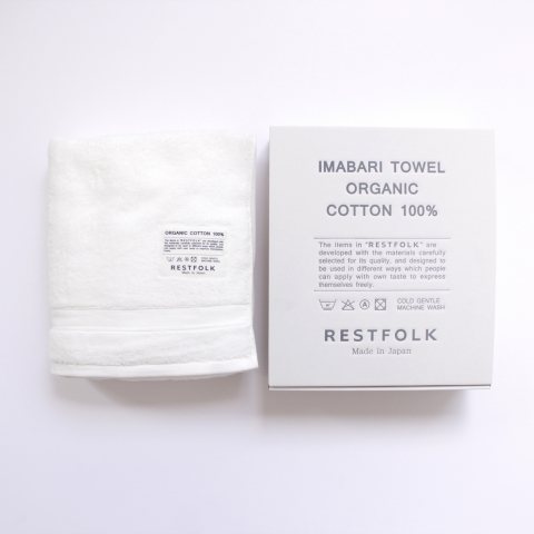BATH TOWEL・ ORGANIC COTTON