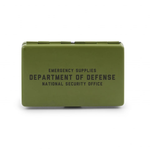 Surplus Card Holder(GREEN)