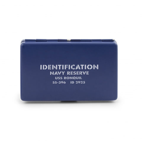 Surplus Card Holder(BLUE)