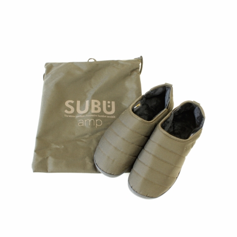 SUBUamp SOLE(FOREST KHAKI)