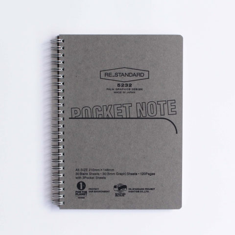 Pocket Notebook(GRAY)
