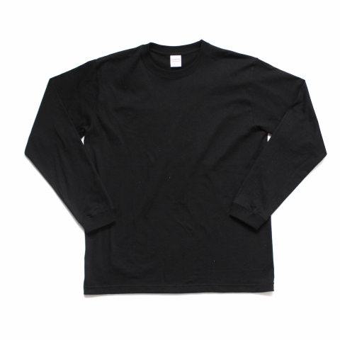 H.i.d LONG SLEEVE T-SHIRT (BLACK)